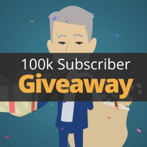 100k Subscribers Giveaway!! | Phil Town