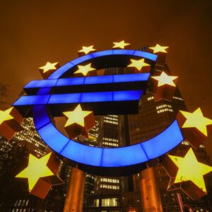 Revved-Up ECB QE Perplexes Traders as Volatility Strikes Back