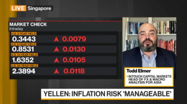 InTouch Capital's Elmer: Inflation Concerns Here To Stay
