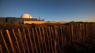National Grid Agrees 6-Week Deal to Cut EDF's Sizewell Nuclear Power
