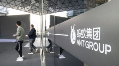 Warburg Pincus Marks Down Ant Valuation After Failed China IPO