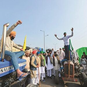 Farmers to intensify agitation with Bharat bandh, burning farm laws on Holi