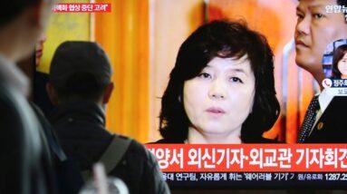 North Korea Gives U.S. Cold Shoulder, Calls Nuclear Talks 'Waste of Time'