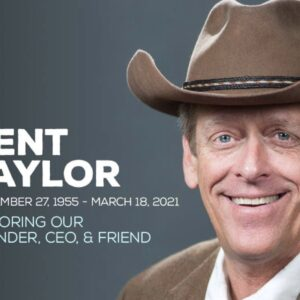 Kent Taylor, the 'maverick entrepreneur' who founded Texas Roadhouse, has died at 65 (TXRH)