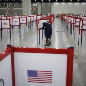 What's Behind New U.S. Fights Over the Right to Vote