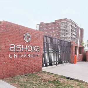 Ashoka Univ acknowledges lapses in institutional process, expresses regret