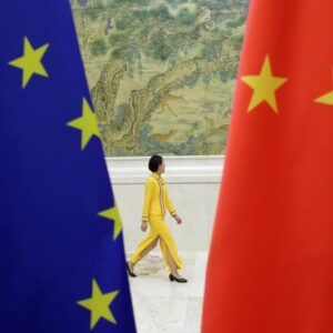 Who are the 10 European citizens China is sanctioning?