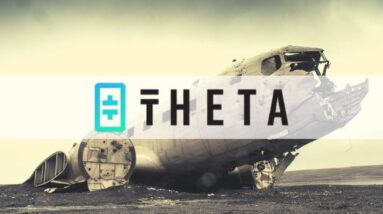 THETA Price Crashes 30% in a Day Following Mainnet Postponement