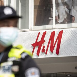H&M Stores Shuttered in China as Backlash Over Xinjiang Grows
