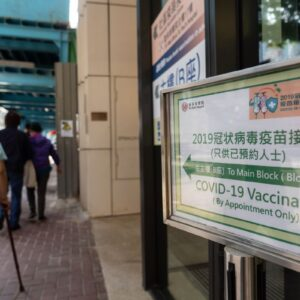 Hong Kong Looks at Easing Travel for Vaccinated Residents: Lam