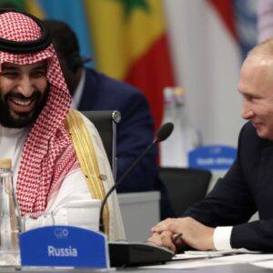 China, Russia, Saudi Arabia Make Foreign Policy a Sordid Business
