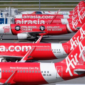 AirAsia Rounds Out Punishing Year With Record Loss