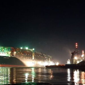 Suez Shipping Knots May Take a Few Months to Untangle