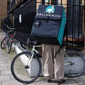Deliveroo narrows IPO price range ahead of London stock market debut