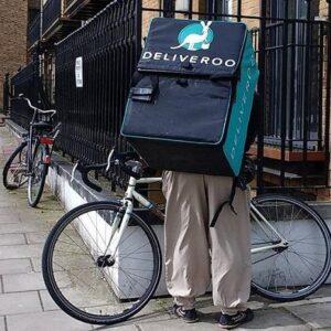 Deliveroo narrows IPO price range ahead of London stock market debut