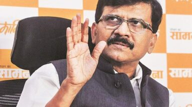 Had warned that Waze could create problems for Maharashtra govt: Raut