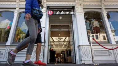 Lululemon Sees Sales Outpacing Expectations as Pandemic Eases