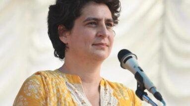 Kerala assembly polls: Priyanka slams 'politics of violence' of LDF govt