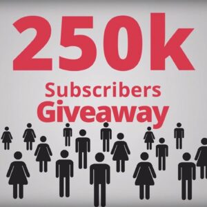 250,000 Subscriber Giveaway! | Phil Town