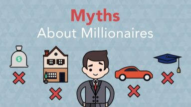 3 Myths About Millionaires | Phil Town