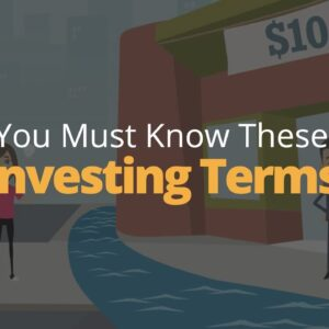 4 Essential Investing Terms All Beginners Need to Know | Phil Town