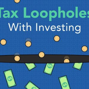 4 Tax Loopholes with Investing | Phil Town