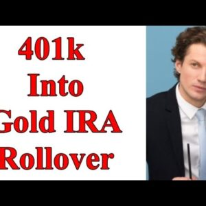 401k Into Gold IRA Rollover