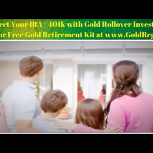 401K Rollover To a Gold IRA For Baby Boomers