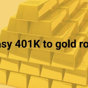 401K To Gold IRA Rollover Guide Review