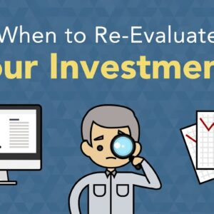 5 Triggers for Re-evaluating Investments | Phil Town