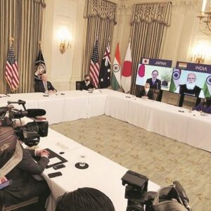 It's great to see you: US President Biden to Modi at Quad summit