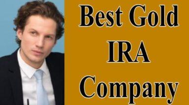 Best Gold IRA Company