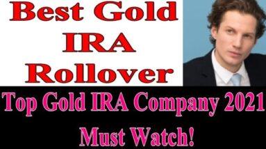 Best Gold IRA Rollover