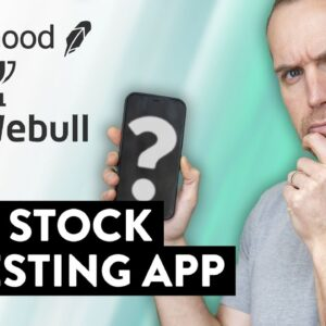 Best Stock Investing App: Robinhood vs. Webull
