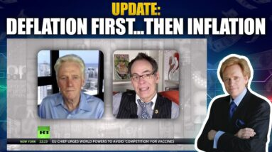ALERT: Deflation First, THEN Big or even HyperInflation | Mike Maloney & Max Keiser