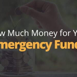 Emergency Fund: How Much You Should Be Saving Before You Invest | Phil Town