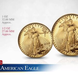 Gold American Eagle - Goldco Precious Metals