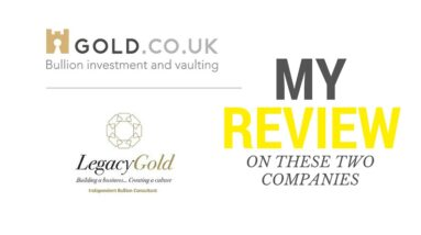 Gold.co.uk Review vs Legacy Gold Review