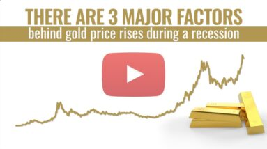 Gold Investment Over Recessions