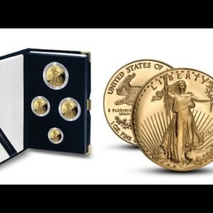 Gold Proof American Eagle