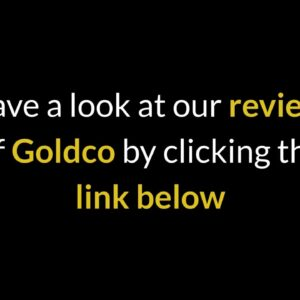 Goldco Precious Metals Review