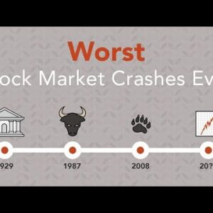 History of Stock Market Crashes | Phil Town