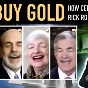 "How Central Banks Rick Rolled the USA & Why You Should ""GO BUY GOLD!"""