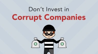 How to Avoid Investing in Corrupt Companies | Phil Town