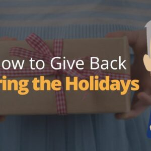 How to Give Back During the Holidays | Phil Town