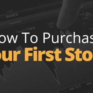 How to Purchase Your First Stock | Phil Town