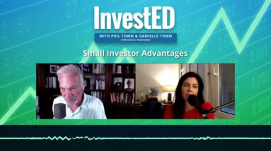 Insider Trading & Small Investor Advantages   Phil Town
