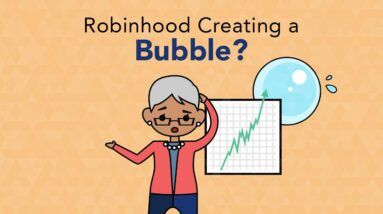 Is Robinhood Creating a Bubble? | Phil Town