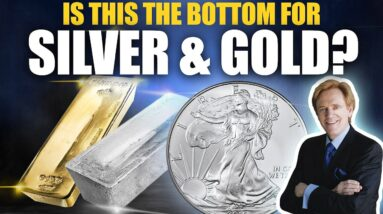 Is This the Bottom For Silver & Gold? Where to Next? Mike Maloney