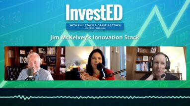 Jim McKelvey's New Book | Invested Podcast | Phil Town